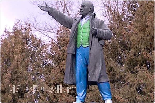 Top Lenin Monuments Pranks