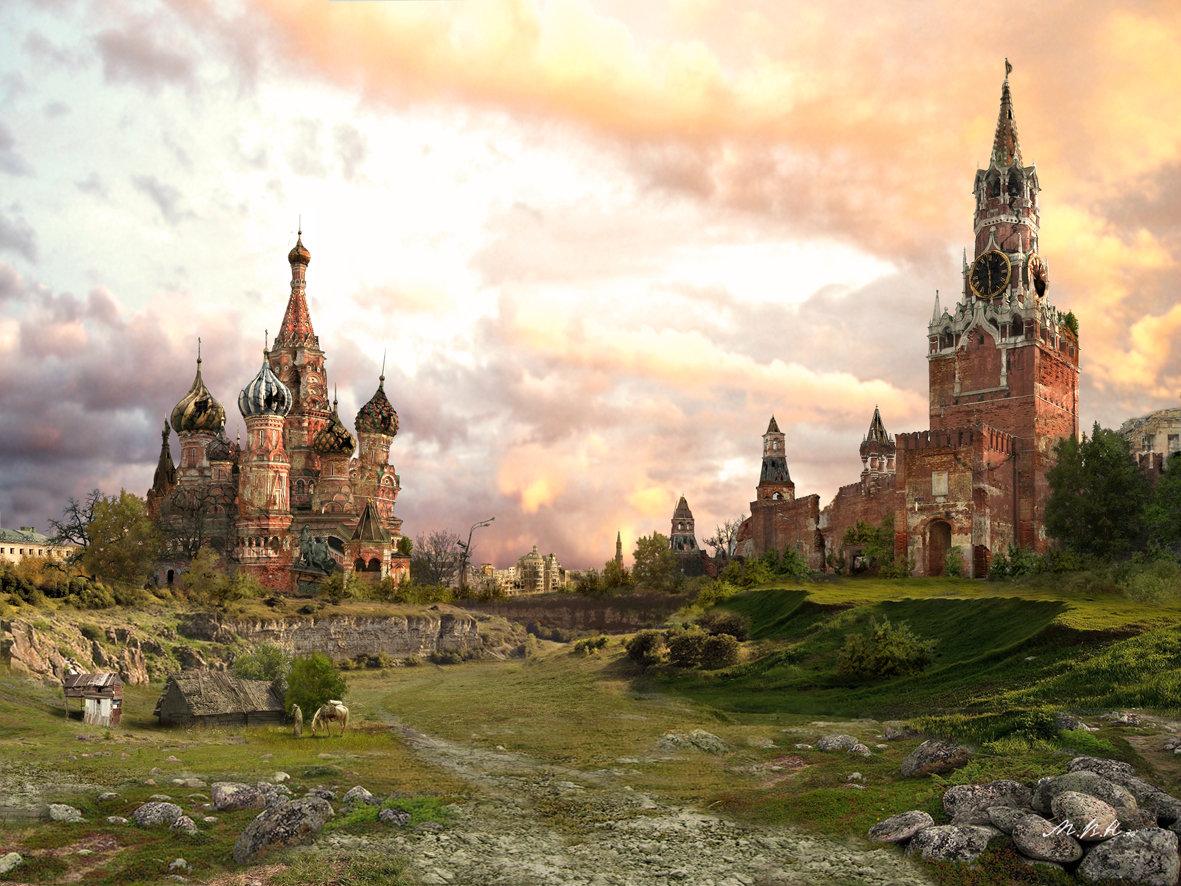 The Post Apocalyptic Kremlin