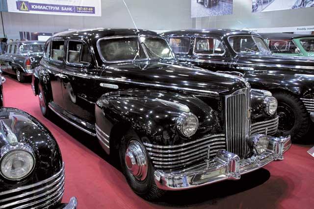 Favourite Stalin's Car