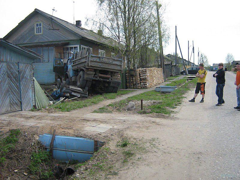 Incident In a Quiet Village