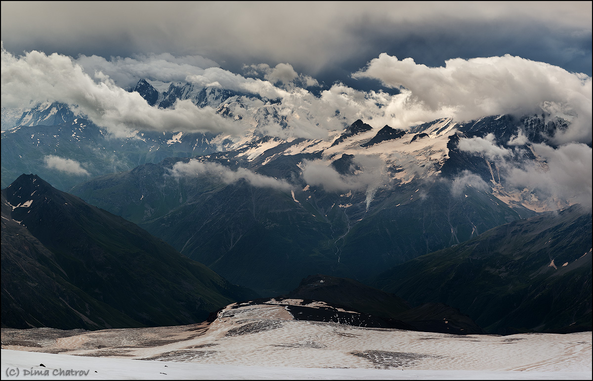 """Elbrus-Mont Blanc"" Expedition"