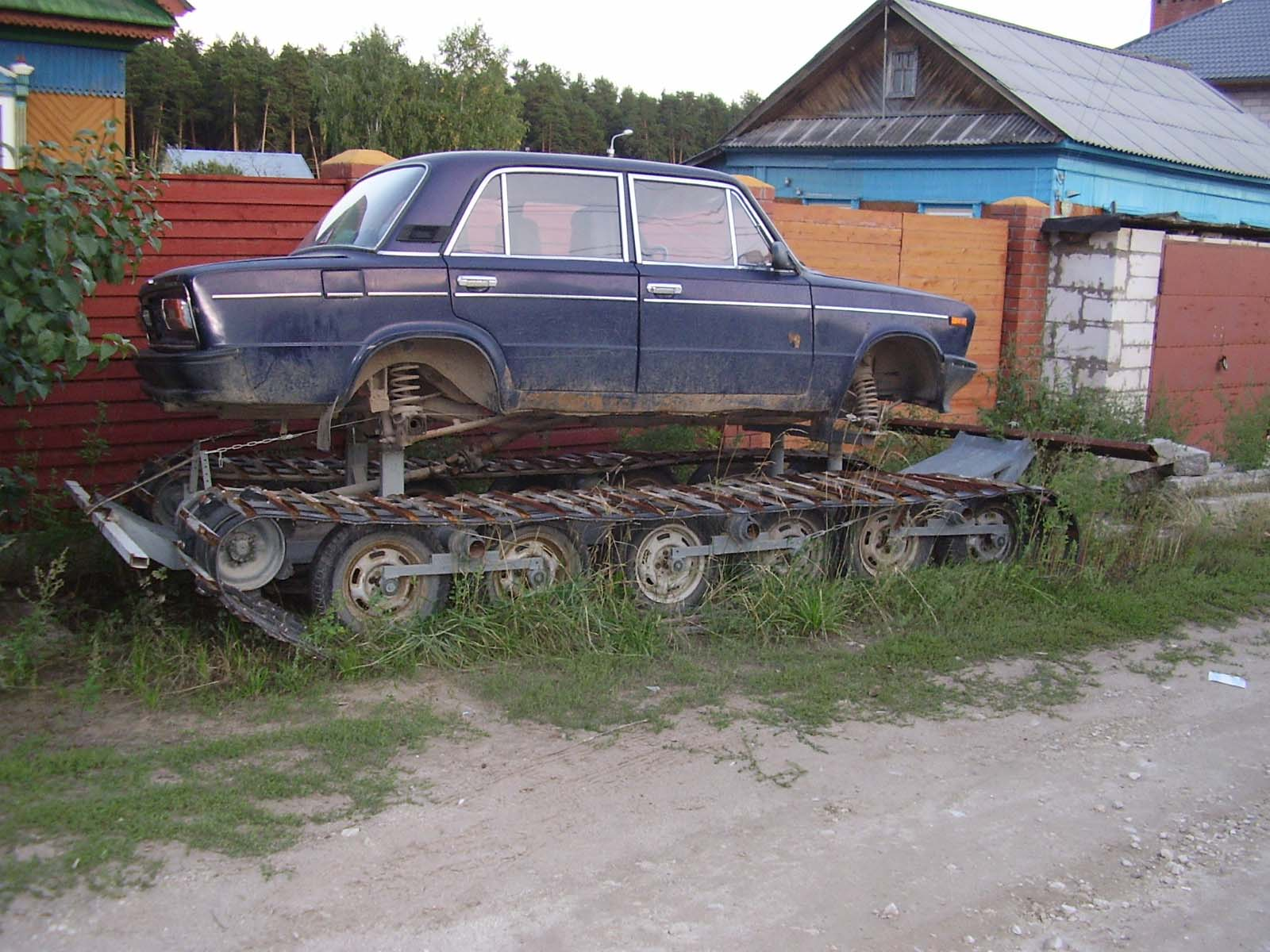 News From Russian Roads - Part 8