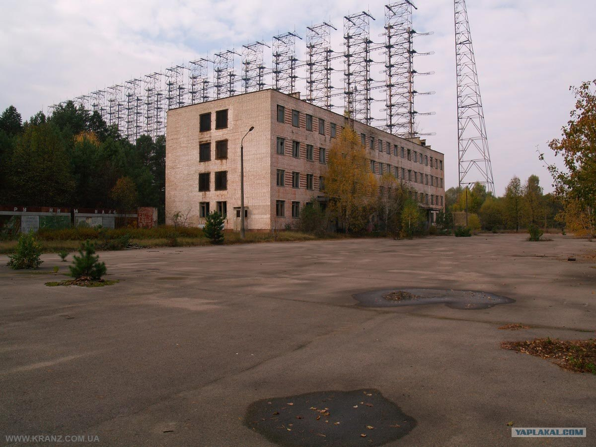 """Chernobyl-2″ – a Pearl of the Past"