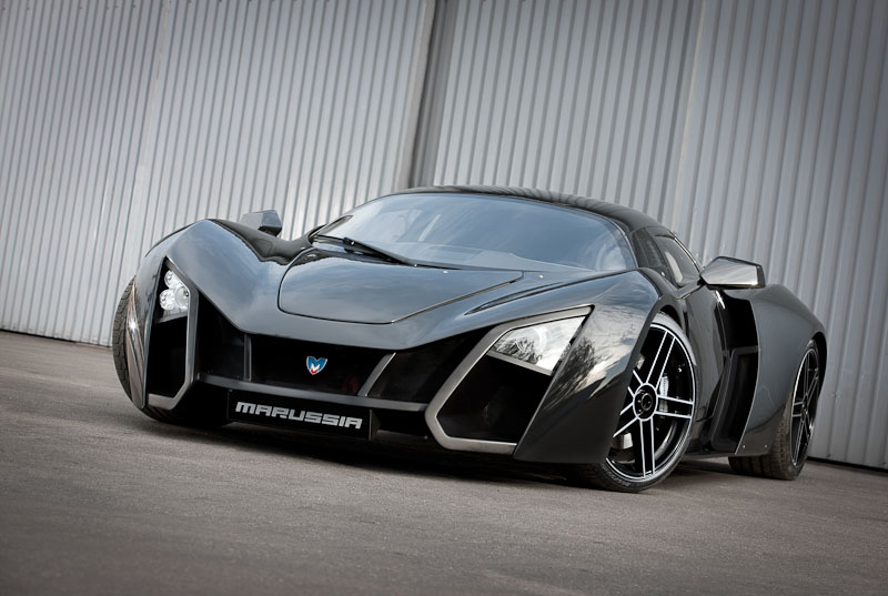 Marussia - Rusia Supercar Killer
