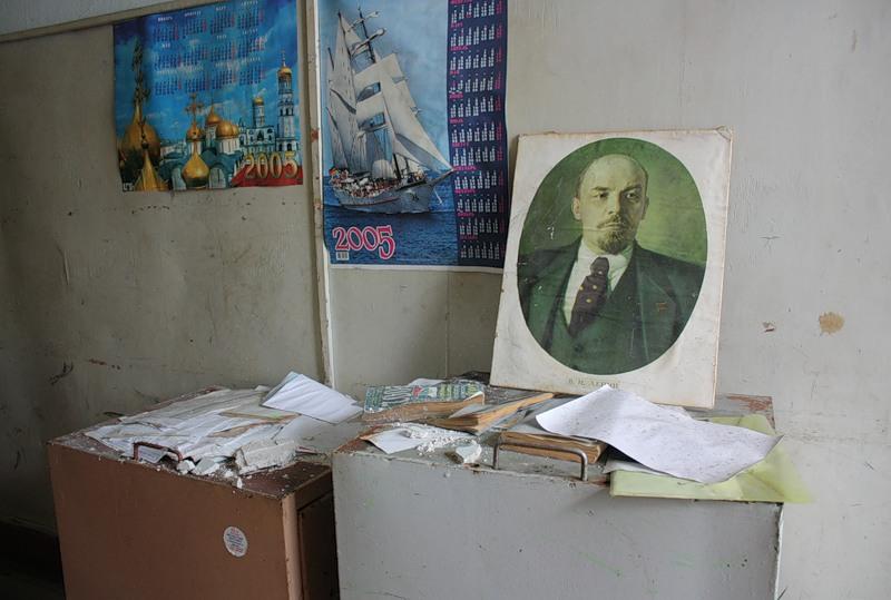Forgotten Crimes Of The Past – Deserted Police Station