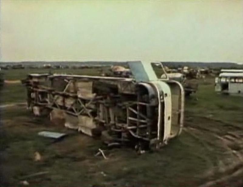 Vehicles of Chernobyl