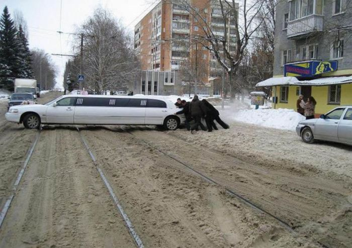 Only In Russia You May See, Part 3