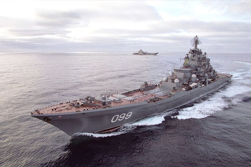 Spare Potential Of The Soviet Navy
