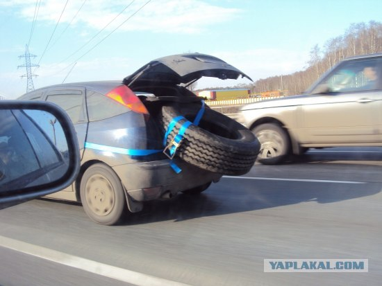 News From Russian Roads, Part 26