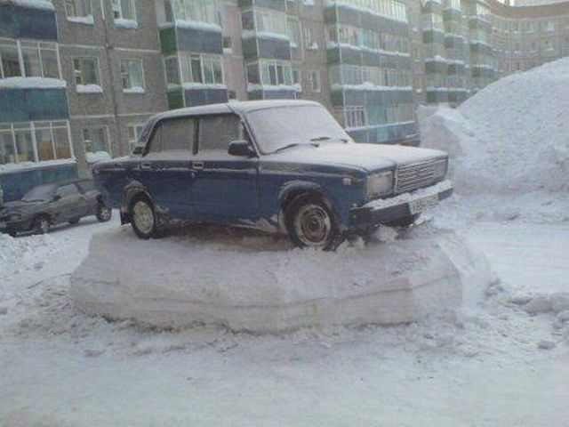 Only In Russia You May See, Part 4