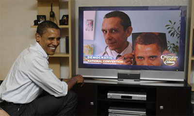 Russian Obama