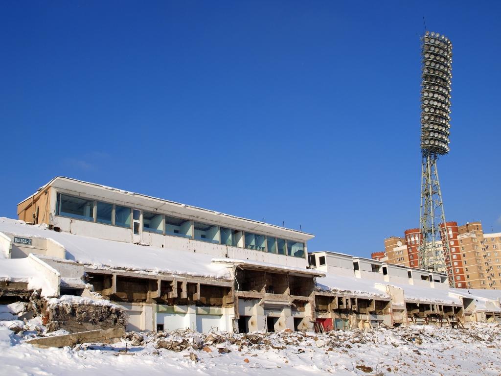 History of The Dynamo Stadium