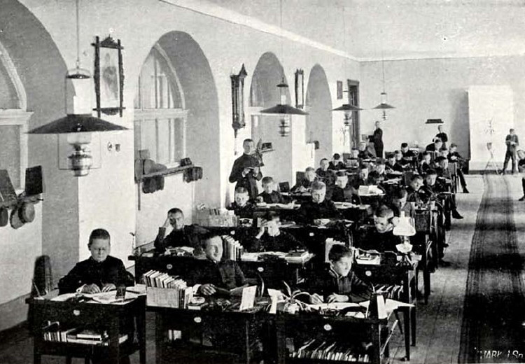 What Schools Were Once Like