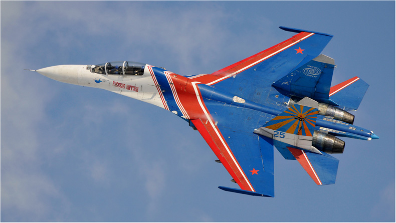 Russian Aviation In Action