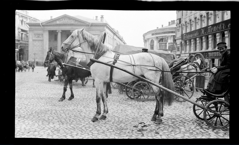 Vintage Pictures Of Moscow Fortunately Saved