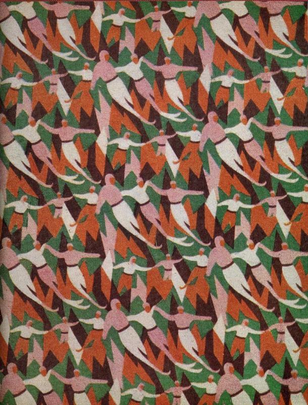 Soviet Fabrics Of The 20s - 30s