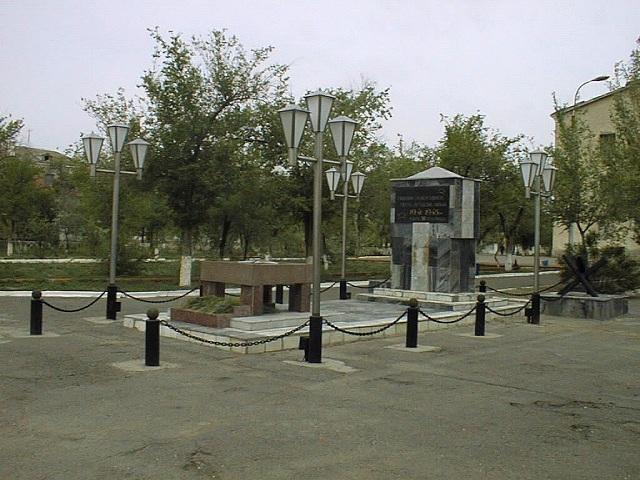 The Legendary City Baikonur