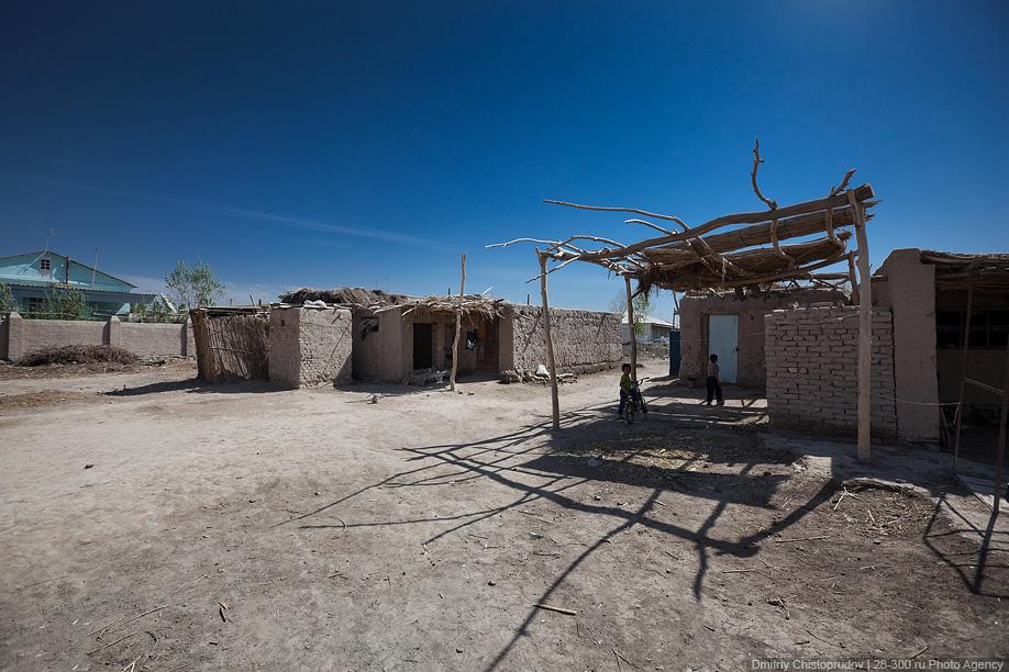 The Native Land Of Uzbeks