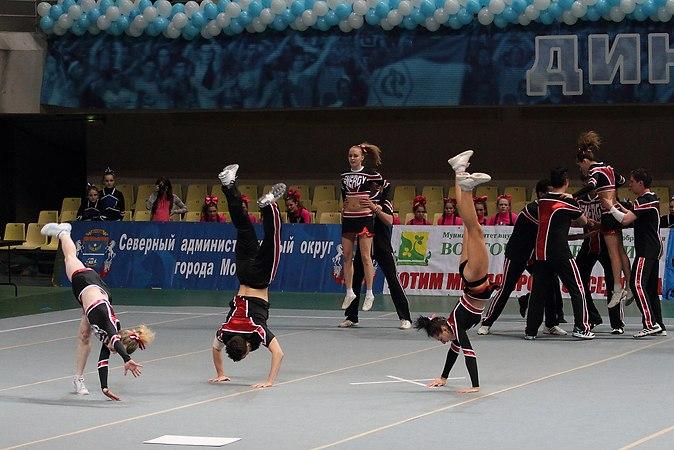 美女多多的2011年度莫斯科和喀山啦啦队大奖赛
