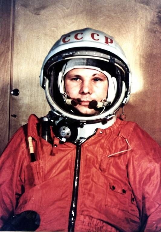 The First Man In Space | English Russia