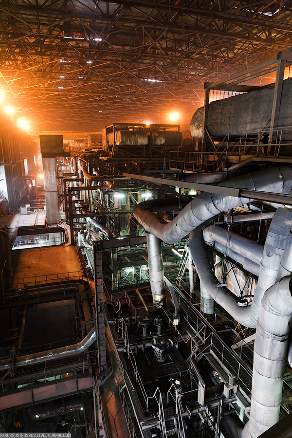 Industrial Kazakhstan And Its Power Stations