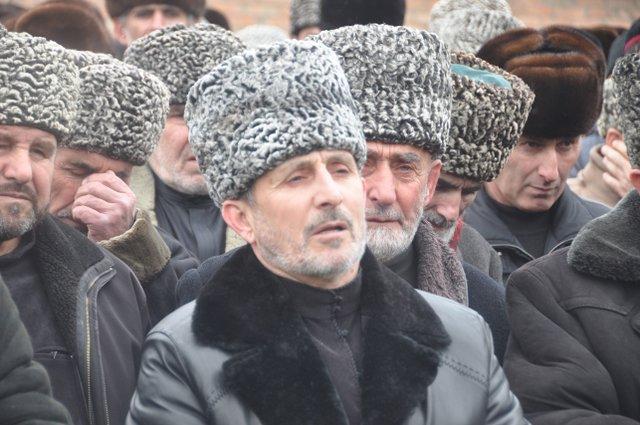 Blood Feud in Chechnya