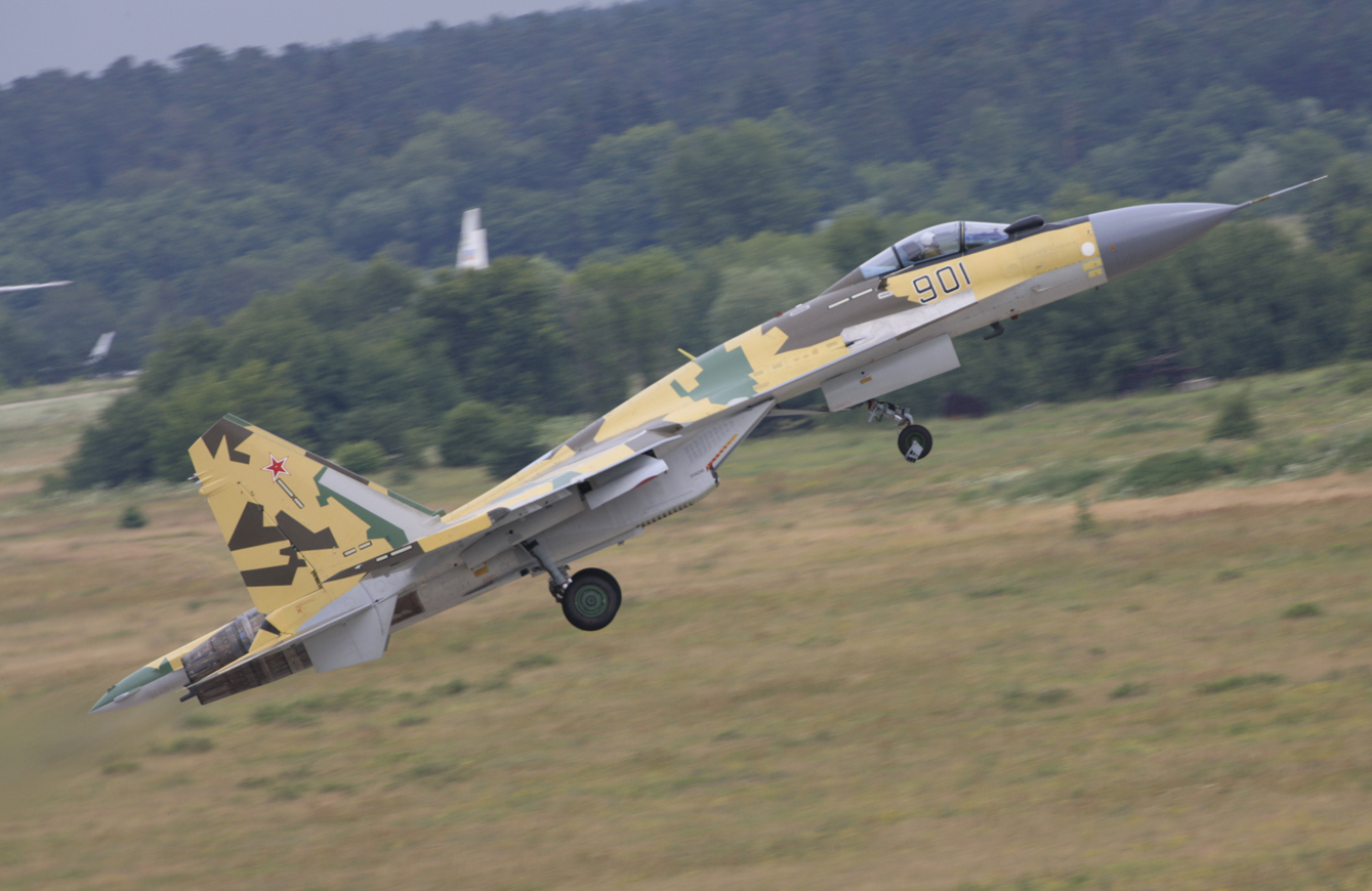 Su 35 (航空機)の画像 p1_31