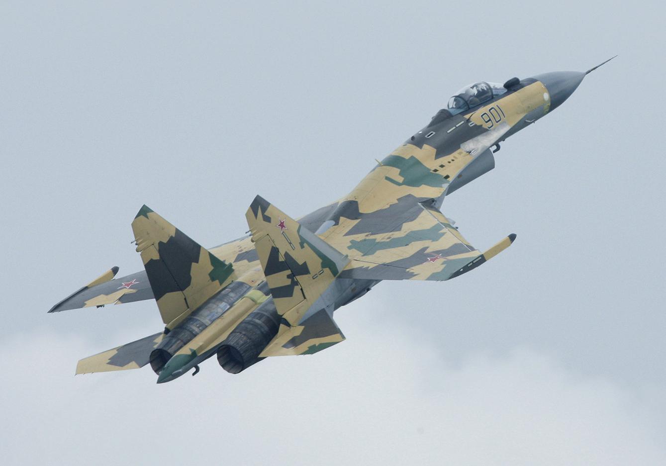 მრავალ მიზნობრივი გამანადგურებელი SU-35