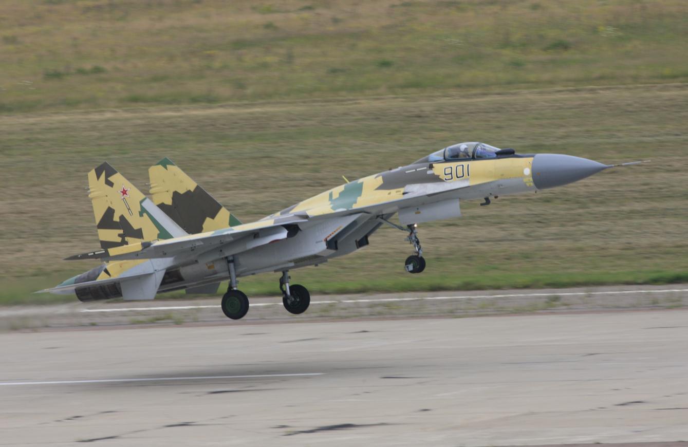 Russian Fighters SU-35