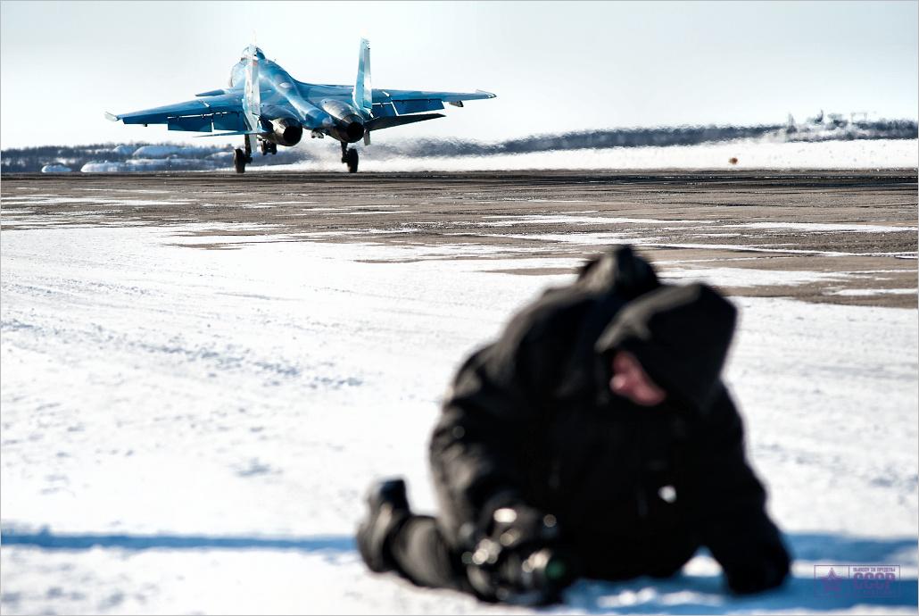 The Russian Deck Aviation Flies High