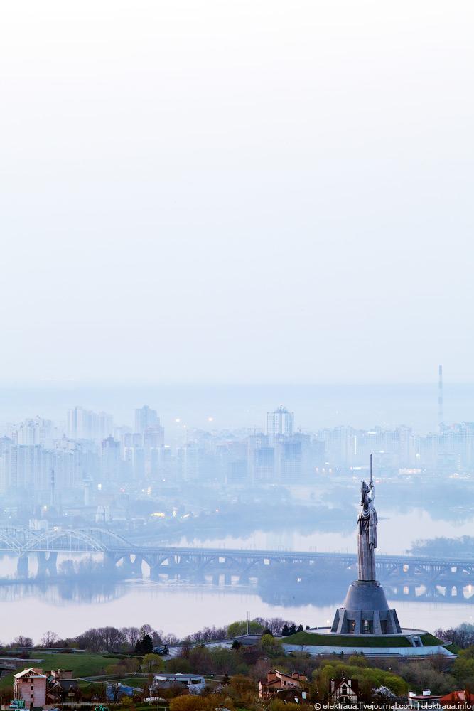 High Over Kiev