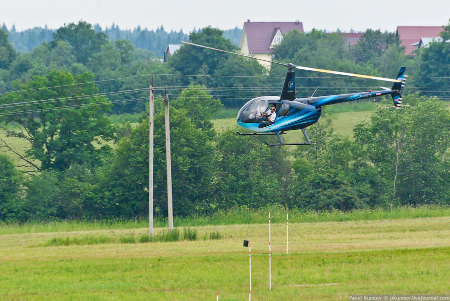 Competitions of the Helicopter Sport