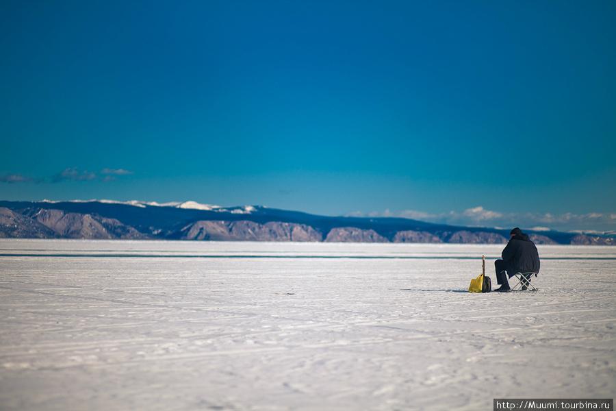 A Piece of Beauty on Lake Baikal