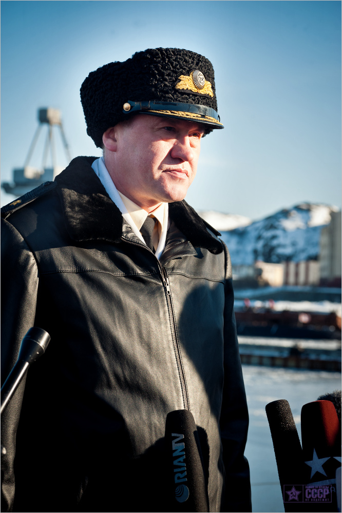 Gadzhiyevo: the Capital of the Russian Northern Fleet