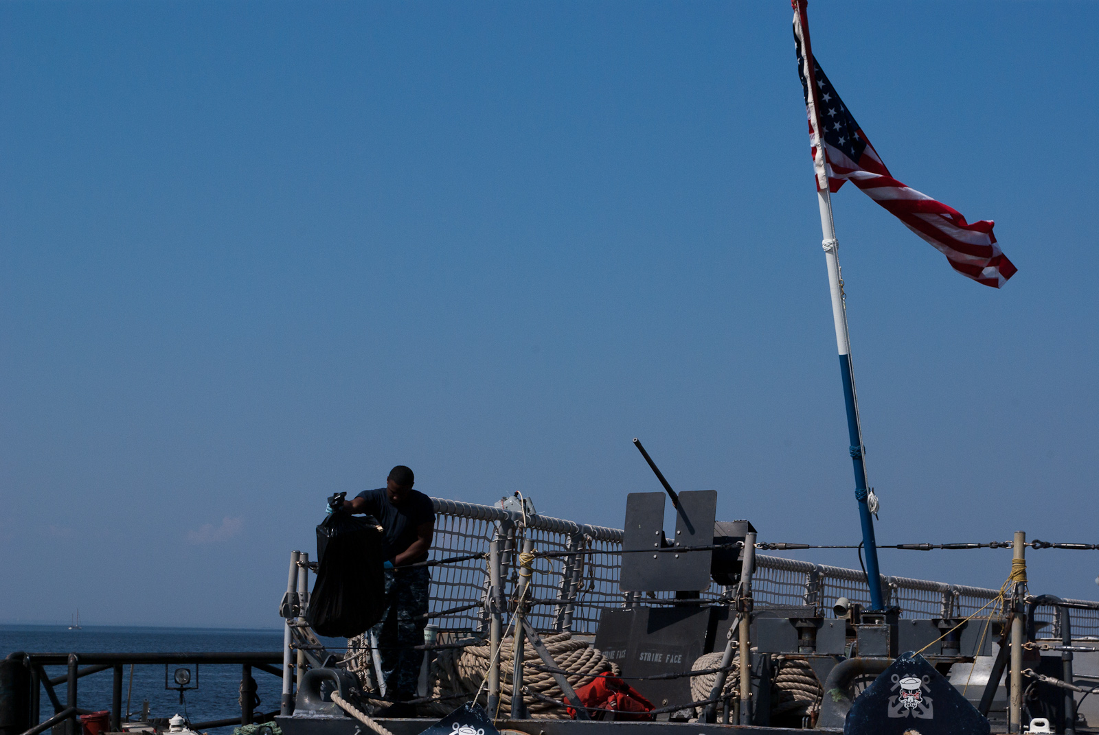 The 5th International Marine Show