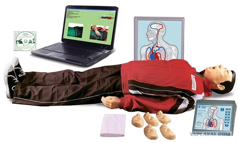 How To Assemble A Medical Training Device
