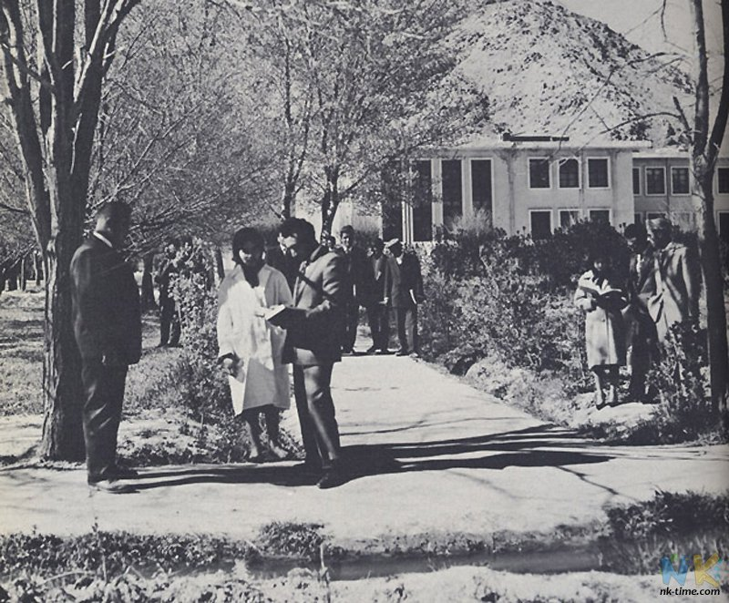 Afghanistan of the 50s-60s