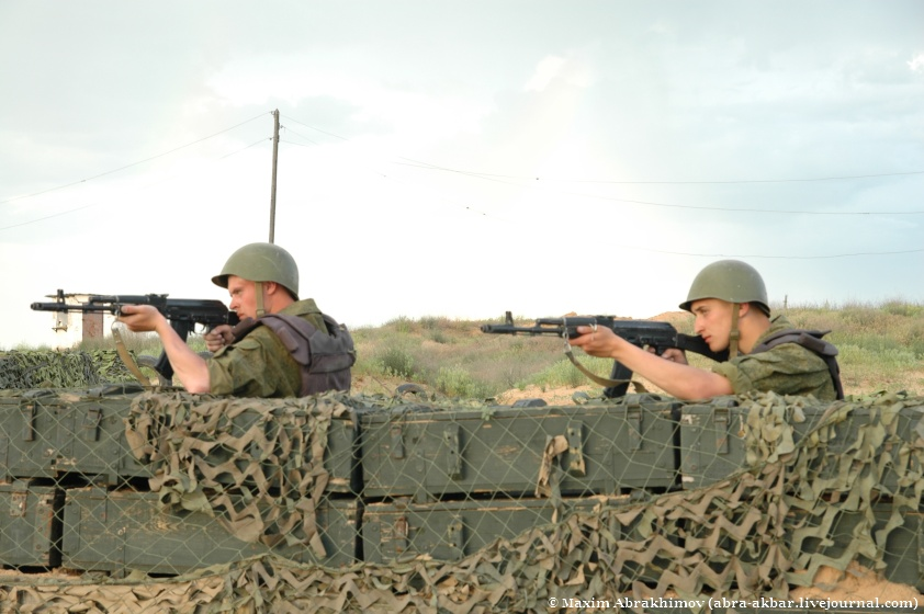 Training The Marine Infantry