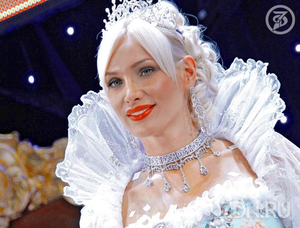 ملكة الجمال الروسية السابقة أليسا كريلوفا