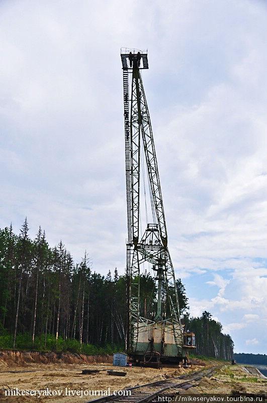 The Open Pit Of Voskresensk