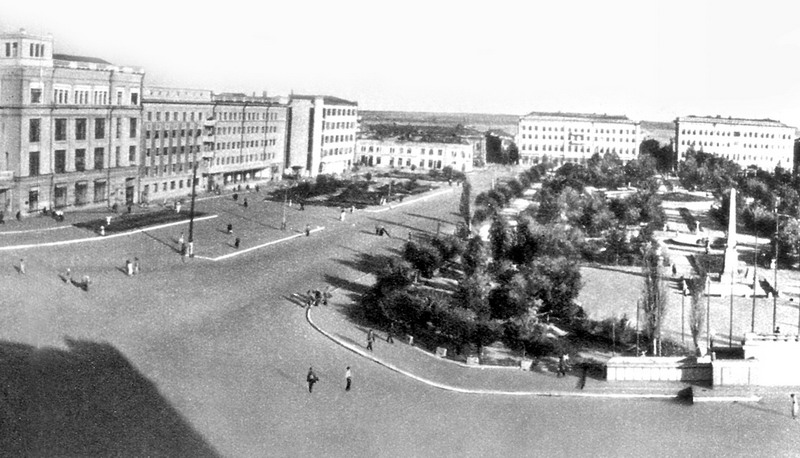 The History of Volgograd in Pictures