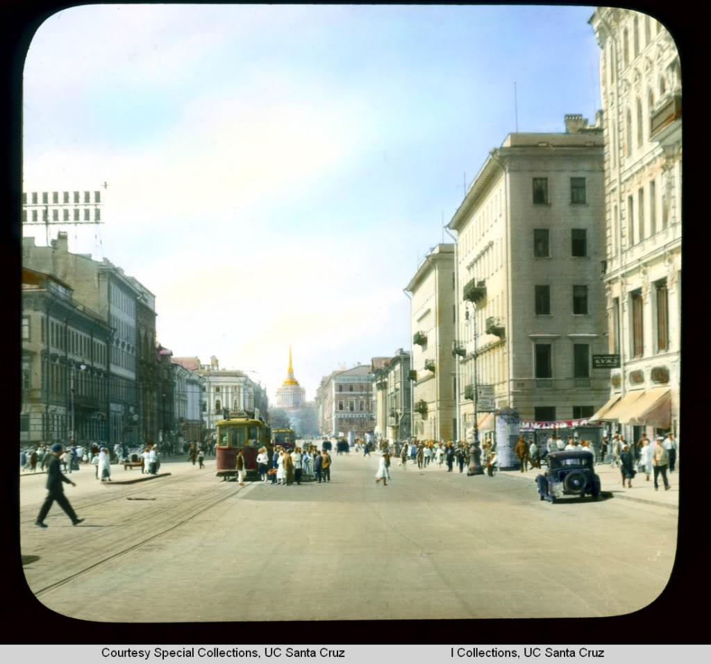 Pre-War Leningrad Through The Eyes Of An American Traveller