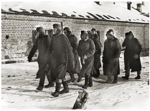 The Battle For Moscow: Retro Photos