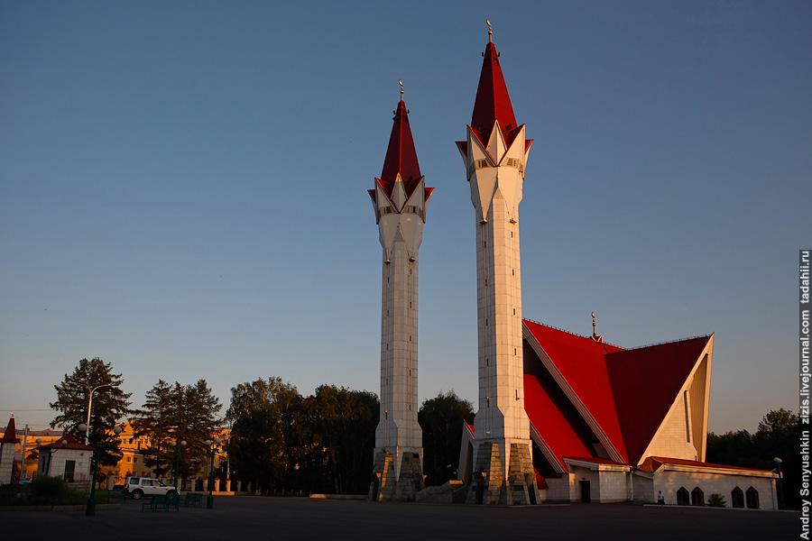 Ufa, The Muslim Center Of Russia