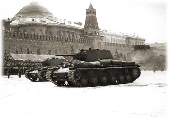 The Battle For Moscow: Retro Photos