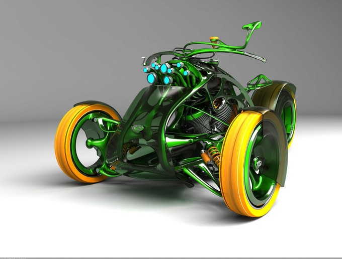 COrgTRkv1vid3 thumb 680x516 180033 Cars And Motorcycles Of The Future