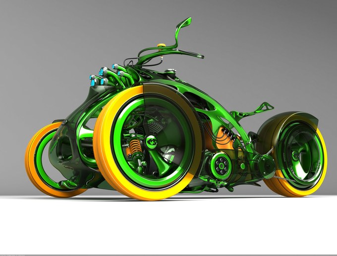 COrgTRkv1vid4 thumb 680x516 180035 Cars And Motorcycles Of The Future