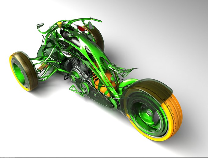 COrgTRkv1vid5 thumb 680x516 180037 Cars And Motorcycles Of The Future