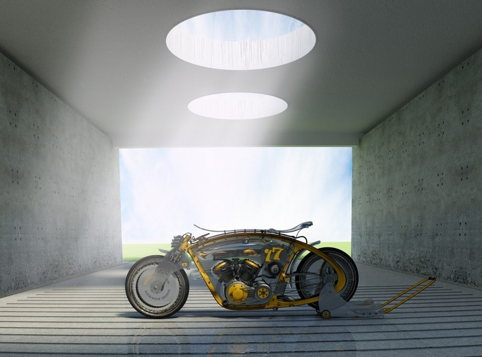 Ex12 final2 thumb 680x504 180065 Cars And Motorcycles Of The Future