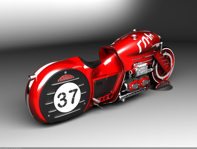 Ex31mv2 v60005 thumb 680x516 180139 Cars And Motorcycles Of The Future